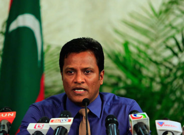 Home Minister claims Adeeb planned to set off bomb on May Day