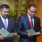 President appoints new defence and tourism ministers