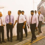 President Yameen briefs MPs on assassination attempt