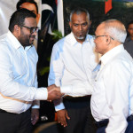 Gayoom backs Adeeb's impeachment, expulsion from PPM