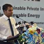 Chinese company to install solar panels in Hulhumalé