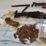 Bullet parts discovered on Maldives island