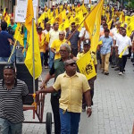 MDP gears up for mass protest on Nov 27