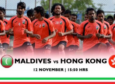 World Cup qualifier to take place in Maldives despite state of emergency