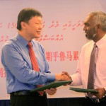 Chinese company to construct 1,500 flats in Hulhumalé