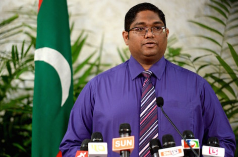 Maldives rejects UN decision on detained ex defence minister