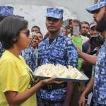 Police crash MDP 'emergency tea party,' make arrests