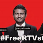Police accused of beating three Raajje TV journalists
