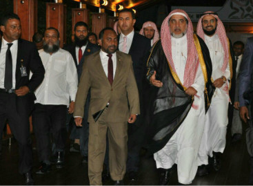 Saudi Arabia to help maintain Maldives religious unity