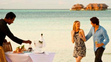 Tourist arrivals surpass one-million mark