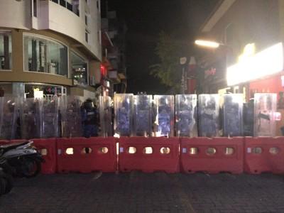 MDP minjuvaan police