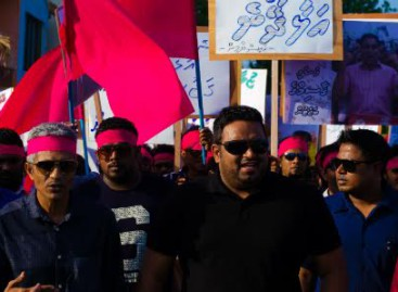 Adeeb pledges support for the opposition