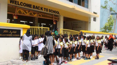 Schools to open after flu outbreak