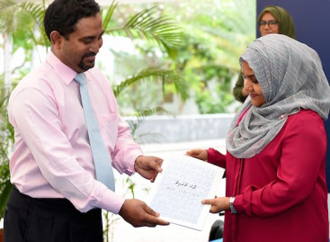 Introducing Dhivehi braille is just the first step for blind literacy
