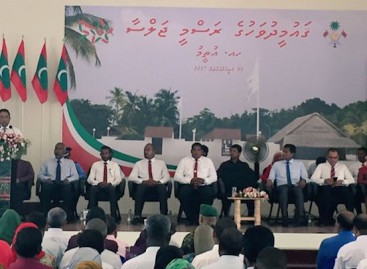 Discipline trumps democracy, says Yameen