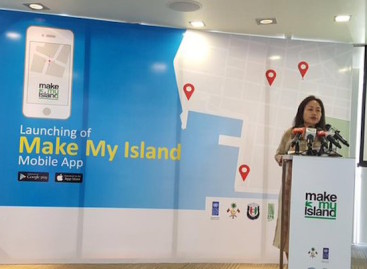 UNDP launches app to report illegal waste dumping