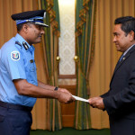 Yameen appoints new police chief