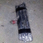 Bomb scare in northern island