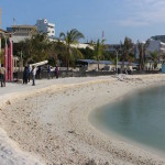 New artificial beach is a 'health hazard,' says youth group