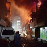 Fires in Malé causes millions in damages