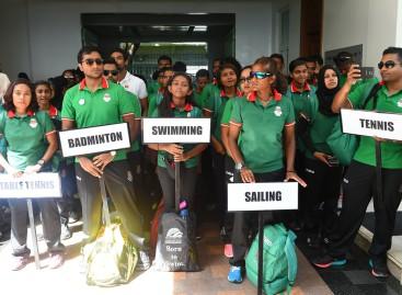 Maldives sportswomen allege discrimination in selection for South Asian Games