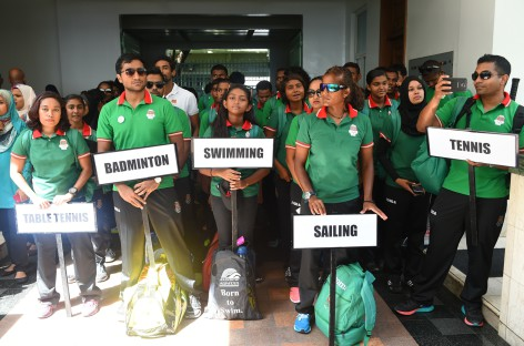 Maldives sportswomen allege discrimination in selection for South Asian Games