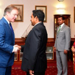 UK awaits CMAG's September review of Maldives