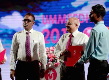 Staff at state-owned companies sign for ruling party