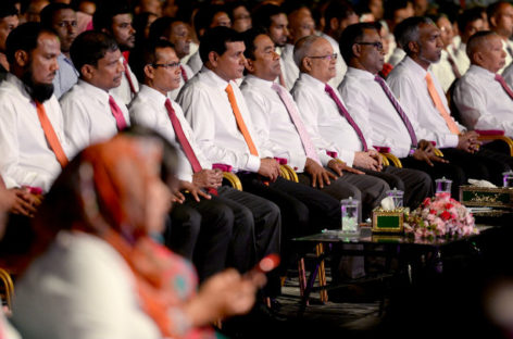 Gayoom praises PPM MPs for rejecting 'unconstitutional' bills