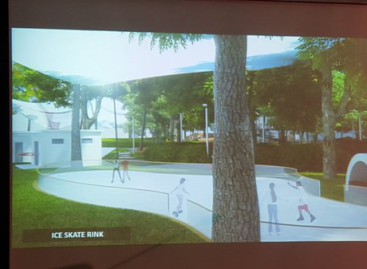 Government plans for an ice-rink in Malé draws criticism