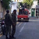 Bomb scare in Maldives capital