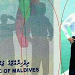 Claims of Nasheed's silhouette on new passport 'an affront'