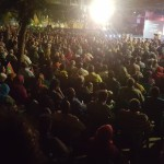 Thousands gather for Nasheed and Jameel's message from London