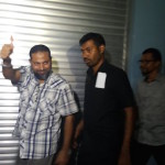 Sheikh Imran returned to jail from house arrest