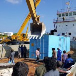 Electricity restored on Thinadhoo after powerhouse fire