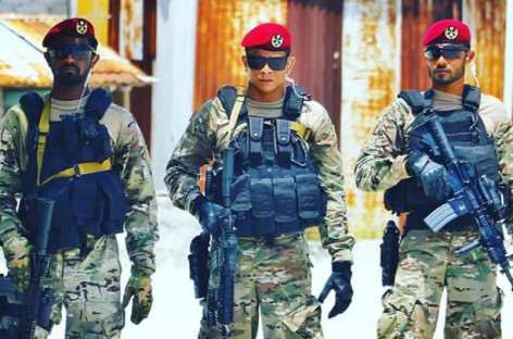 An attempted assassination, a jinni and the Maldives army