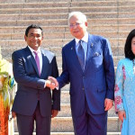 Maldives seeks ally in Malaysia to avoid 'unfair punishment' from Commonwealth
