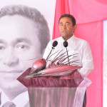 Yameen mocks calls for reform ahead of all-party talks
