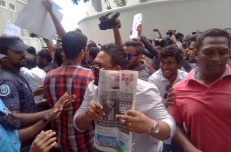 High court hears challenge to work ban on ex Haveeru staff