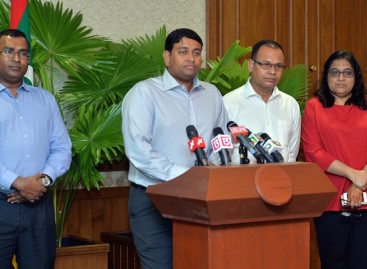 Jailed opposition leaders invited to join talks