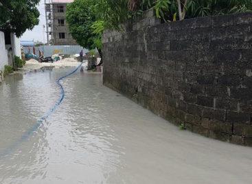 Storms cause severe flooding across Maldives