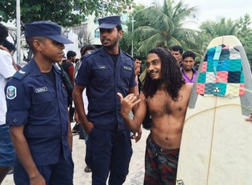 Surfer denied access to lawyer, police say new rules bar visits on Friday