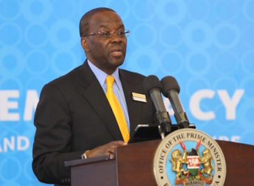 Kenyan chief justice appointed Commonwealth special envoy to Maldives
