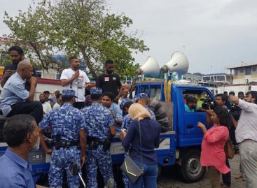 MP Mahloof arrested while promoting opposition rally
