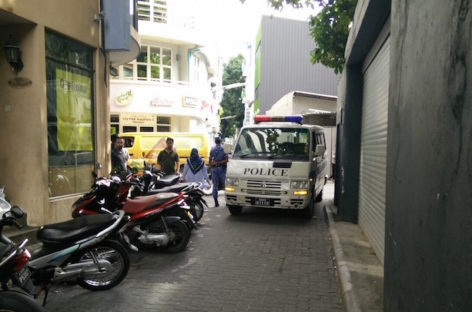 Police raid Maldives Independent office over 'coup plot'