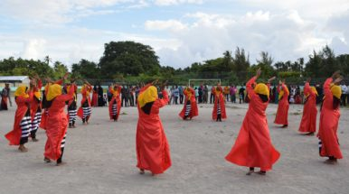 In Pictures: Maldives celebrates Eid-ul-adha