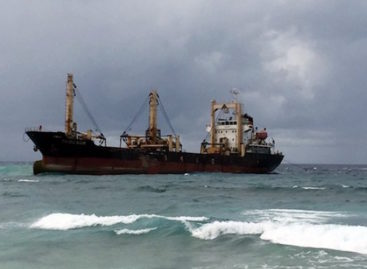 EPA assesses damage to Fuvahmulah reef from grounded ship