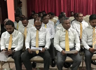 MDP decides to join all-party talks