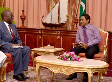 Commonwealth envoy warned of 'severe democracy deficit' in Maldives