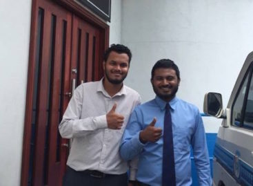 Raajje TV journalist cleared of second obstruction charge